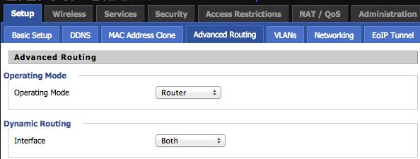 Configuring two DD-WRT in a VPN setup – Lausdahl com